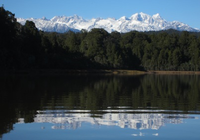 Mt Cook and Okarito Lagoon